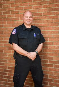 photo of Mike Ittner, EMS manager