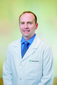 Photo of Eric Chapman, urologist at TCHC