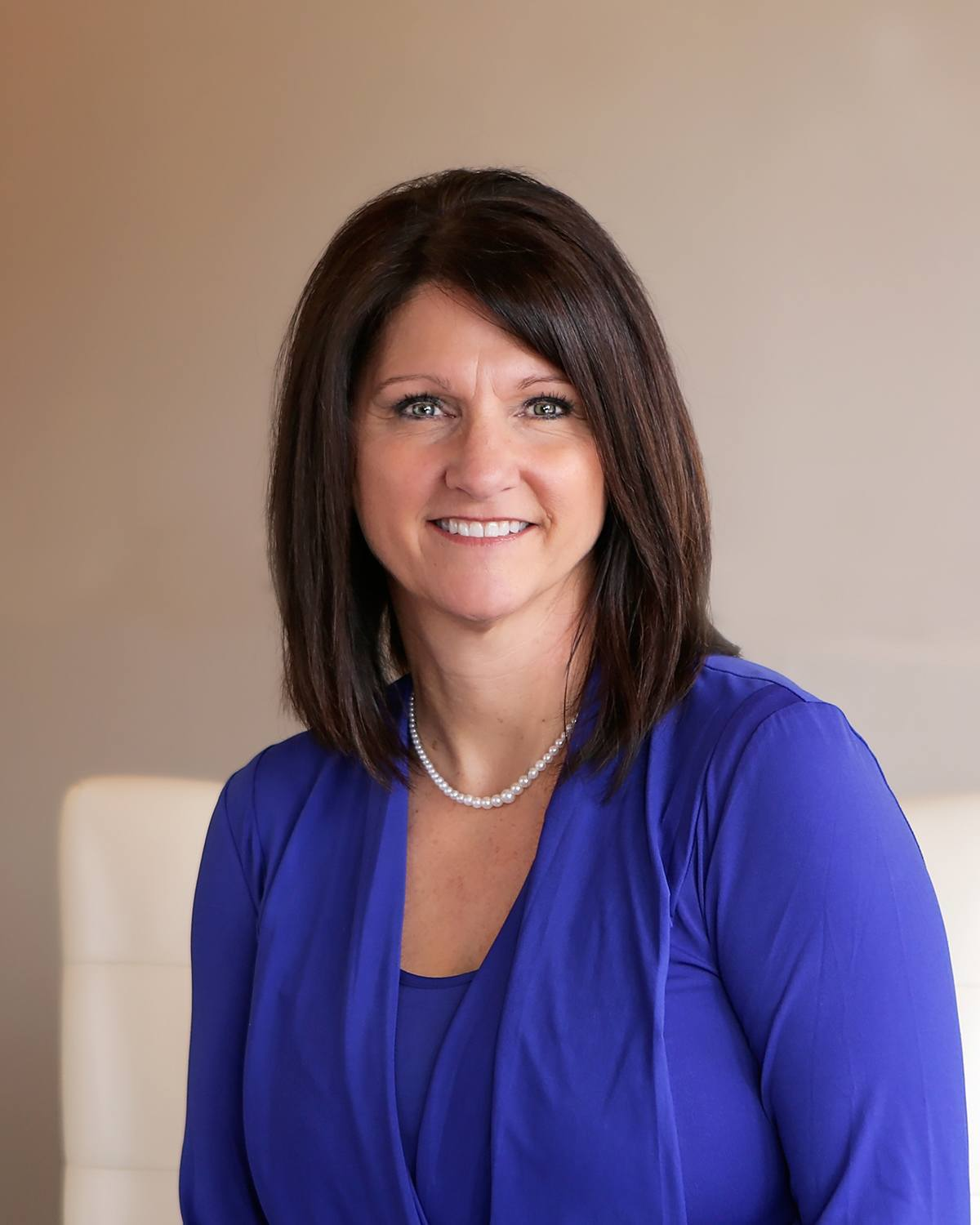 Teresa Johnson, VP of Human Resources