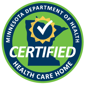 Minnesota Department of Health Certified Health Care Home
