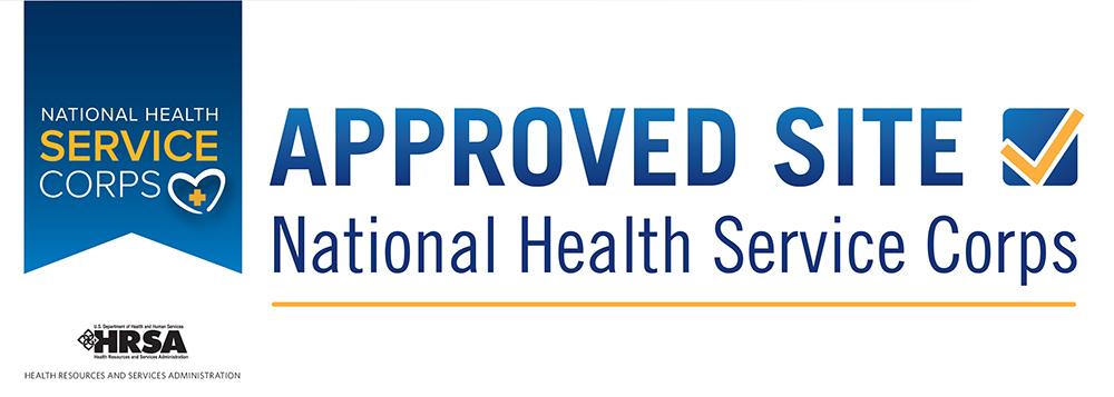 National Health Services Corps Approved Site