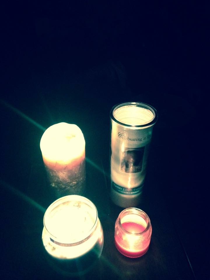 From my 2014 Wave of Light Ceremony in remembrance of my 4 children: Rodeo, Radley, Rayanna & Raina