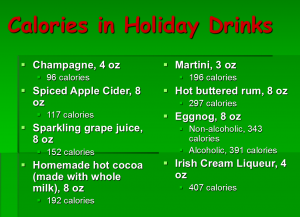 holidaydrinks