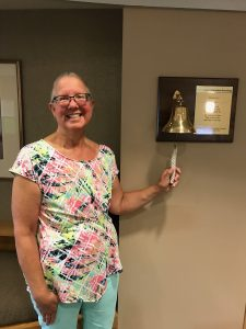 Breast Cancer - Ann Ringing Bell