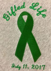 Donate Day - Donate Life Ribbon