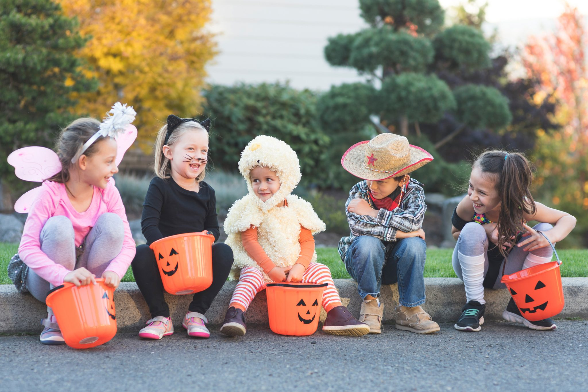 Eat your Halloween candy with confidence - Tri Living Well