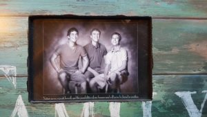 Kandi Kelderman's three sons.