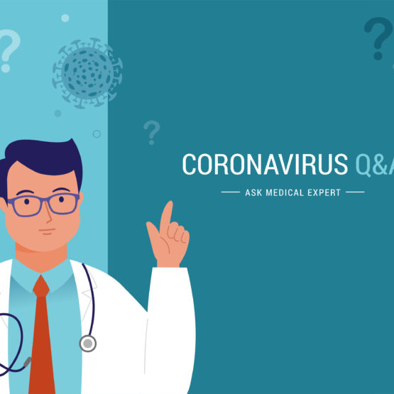 Coronavirus Q&A ask the experts image